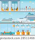 郵輪 旅行 插圖 28511466