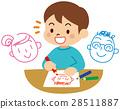 그림 그리기, 아이, 어린이 28511887