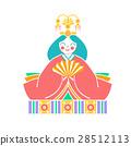 Icons Japanese  empress dolls 28512113