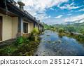Mystical abandoned hidden rotten hotel in Bali 28512471