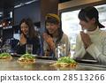 히로시마 여자 여행 오코노미 야키 28513266