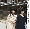 sightseeing, girls trip, ladies travel 28514031