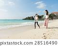 海灘 女性 女 28516490