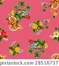 布料 紡織品 熱帶 28516737
