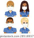 Nurse Health Mask Team 28518937