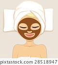 Beauty Chocolate Mask 28518947
