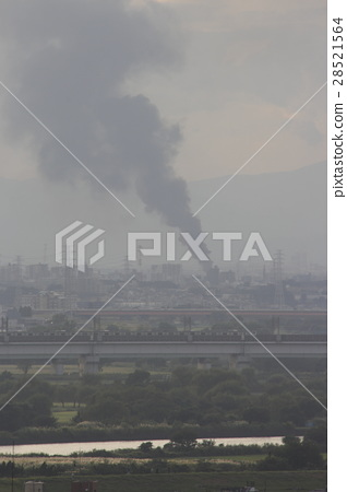 Transmission wire fire of the Niiza substation (2016) 28521564