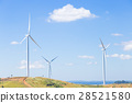Wind turbine for power generation 28521580