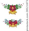 鈴鐺 聖誕節 聖誕 28521873