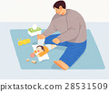 婴儿 宝宝 爸爸 28531509