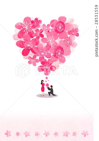 couple, flower, love 28531559