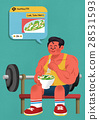 食物 食品 男性 28531593