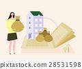 事業女性 商務女性 概念 28531598