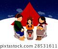 露营 家庭 家族 28531611