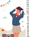 祝賀 慶典 畢業 28531652