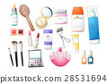 化妝品 化妝 物體 28531694