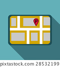 全球定位系統 地圖 ICON 28532199