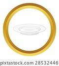 盘子 盆子 图标 28532446