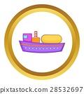 油 油船 ICON 28532697