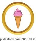 義式冰淇淋 義大利冰淇淋 冰激凌 28533031
