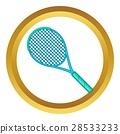 網球 球拍 ICON 28533233