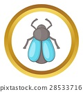 Fly vector icon 28533716