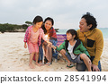 가족, 패밀리, 불꽃 놀이 28541994