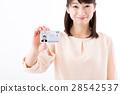 หญิงสาว, บัตรประจำตัวประชาชน, หมายเลขบัตรของฉัน 28542537