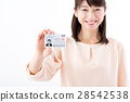 หญิงสาว, บัตรประจำตัวประชาชน, หมายเลขบัตรของฉัน 28542538