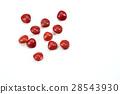 明亮 红色 红 28543930