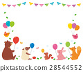 animal, animals, balloons 28544552