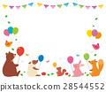 動物 氣球 汽球 28544552