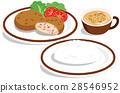 西餐套餐 28546952