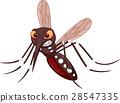 Angry mosquito cartoon 28547335