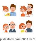 夫妇 一对 情侣 28547671