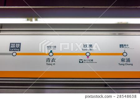 香港地鐵:路線圖 28548638