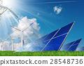 solar, panel, wind 28548736