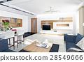 modern  living room 28549666