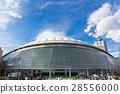 東京巨蛋體育館 景點 藍天 28556000