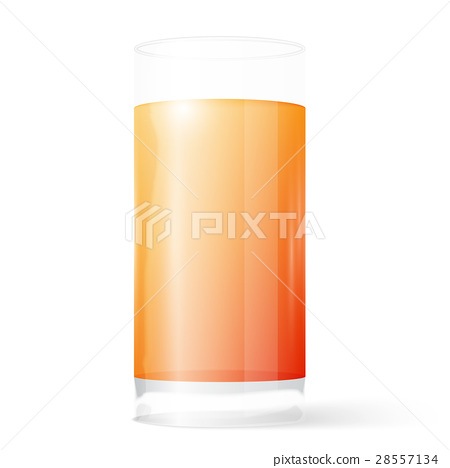 Glass of juice 28557134