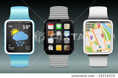 Smart watches  28558420
