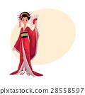 艺妓 日本人 日式 28558597