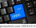 undo keyboard closeup 28561014