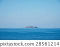 gunkanjima, blue water, marine 28561214