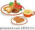 炸虾 油炸食品分类 油炸的 28562151