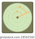 radar,icon,cartoon 28562582