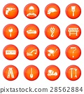 construction, tool, icons 28562884