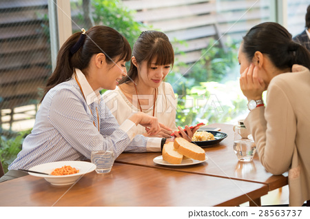 점심 사업가 카페 이미지 28563737