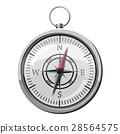compass, icon, cartoon 28564575