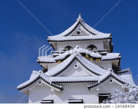 국보 히코 겨울 풍경 28568439
